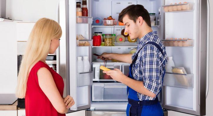 General Electric Buzdolabı Bakım ve Onarımınızı Yetkili Servise Yaptırın!